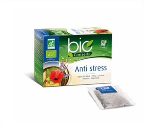 Infusion Anti Stress bio