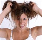 cheveux ternes et cassants