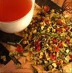 orange herbal tea