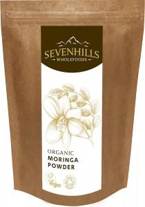 Sevenhills Wholefoods Poudre De Moringa Oleifera Bio 500g
