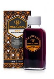 Melicina Sirop miel propolis & plantes Anastore