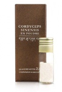Poudre Cordyceps sinensis sauvage (filières contrôlées)