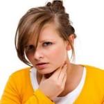 Calmer la gorge irritée, un mal de gorge rapidement