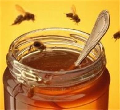 Gommage naturel au miel