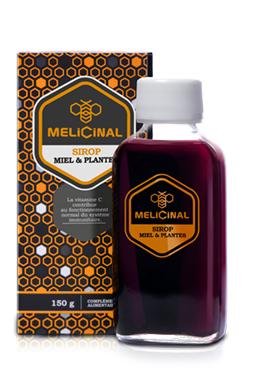Miel de forêt bio, propolis bio, sureau, acérola, échinacée, grenade, huiles essentiellesmiel