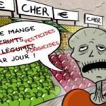 Pesticides fruits et légumes, comment s'en débarrasser ?