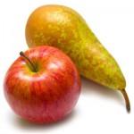 Des pommes, des poires : santé assurée