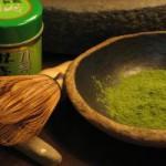 Thé vert matcha japonnais