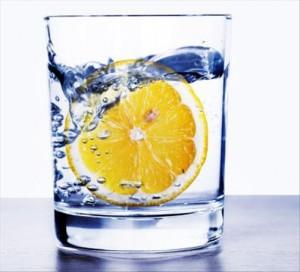 Jus d'un citron le matin à jeun