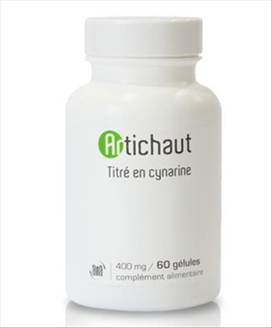 Artichaut  Titré à 5% min en cynarine