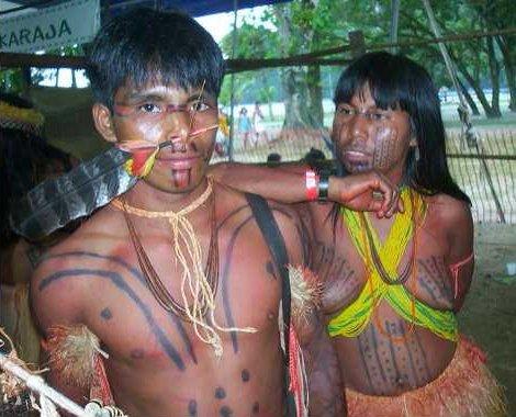 Indiens amazoniens