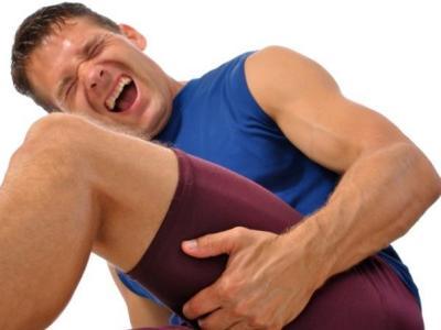 Crampe chez le sportif