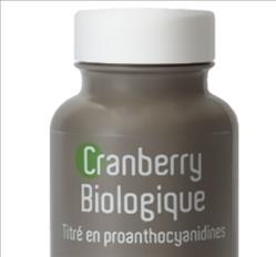 Cranberry Biologique