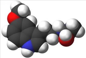 Mélatonine ou N-acetyl-5-methoxytryptamine