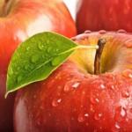 Croquons la pomme… rouge!