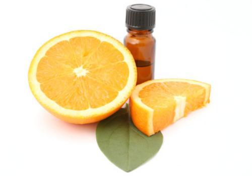 Huile essentielle d'Orange douce bienfaits