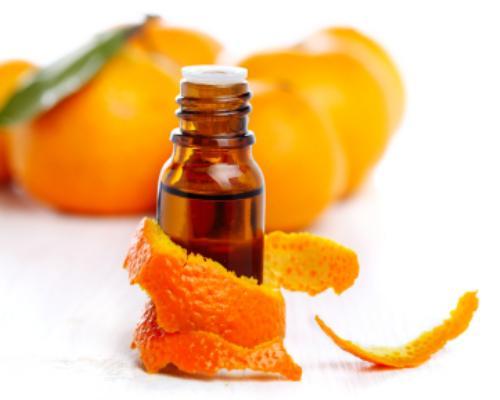 Huile essentielle d'Orange douce composition