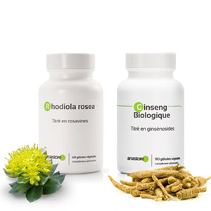 Rhodiola & Ginseng