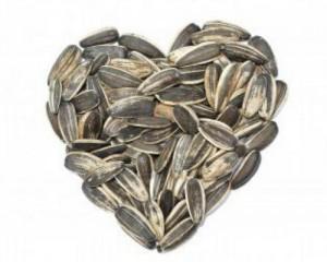 Graines de tournesol pour le cœur