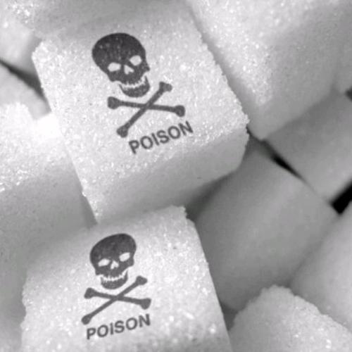 Sucre blanc : poison!