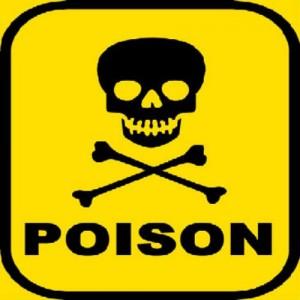 Pesticides poison