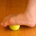 Massage Balle de tennis
