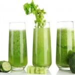 Jus chlorophylle