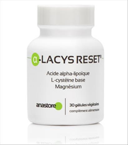 α-LACYS RESET®