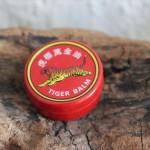 Baume du tigre pharmacie chinoise de premiers soins contre rhume, tendinite !