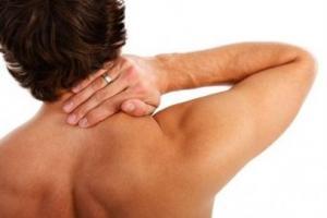 Douleurs aux muscles