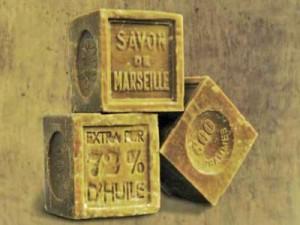 Savon de Marseille 72 pour cent d'huile