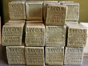 Savon de Marseille, l'authentique