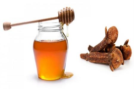 Sirop miel & clous de girofle