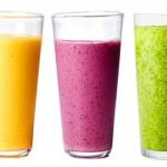 3 smoothies spécial refroidissement