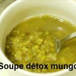 Soupe de désintoxication ayurvédique