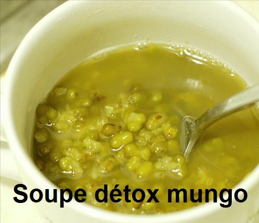 Soupe mungo