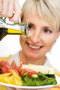 Consommer de l'huile d'olive
