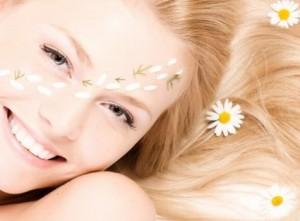 Teindre les cheveux blonds
