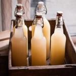 Bouteilles de Bière de Gingembre
