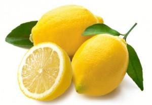 Citron jaune - Mal de gorge et citron eau chaude