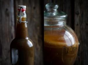 Kombucha, boisson aux milles vertus