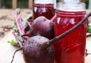 Kvass de betteraves rouges