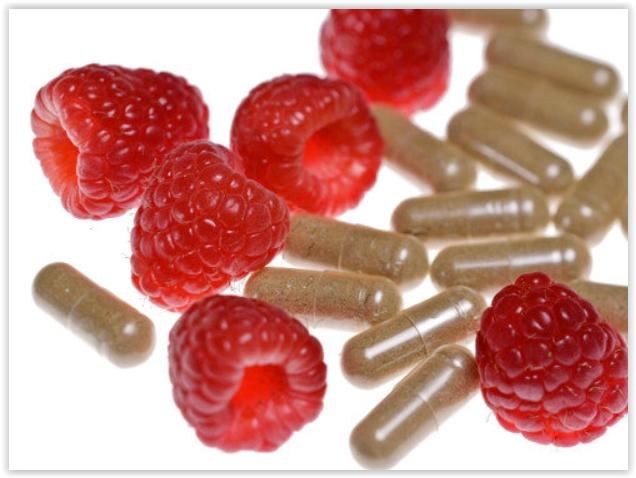 Raspberry Ketone, gélule