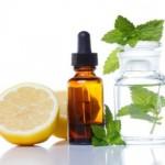 Huile essentielle de citron contre les allergies