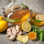 Citron, miel, gingembre, reméde surprenant