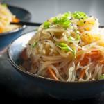 Shirataki de konjac (noodles) un composant minceur !