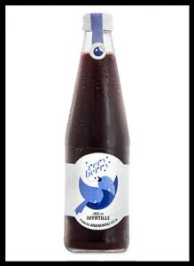 Pur jus de Myrtille Premium verry Berry