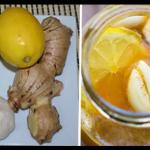 Ail, citron et gingembre pour nettoyer les artères