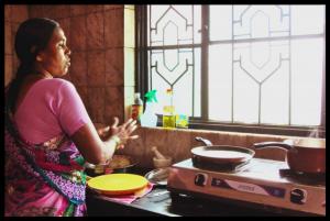 Moutarde en Cuisine Indienne
