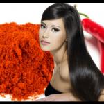 Paprika, beauté & brillance des cheveux